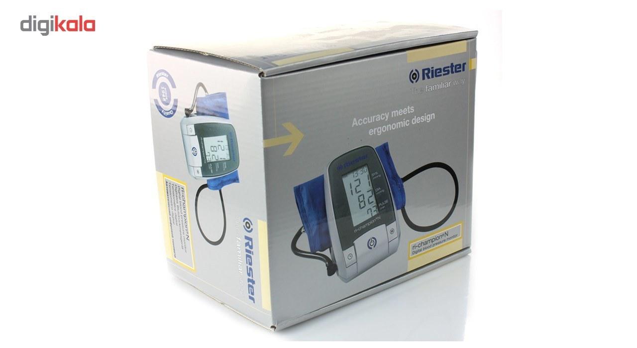 img فشارسنج بازویی ریشتر Upper arm Blood Pressure Monitor Ri-champion N
