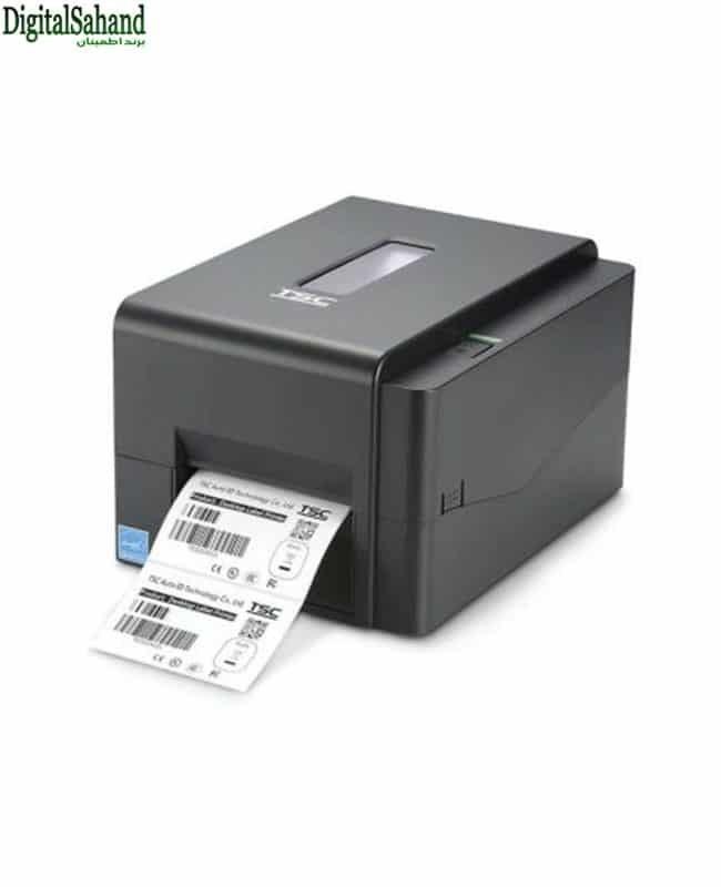 عکس پرینتر لیبل زن حرارتی تی اس سی مدل TE200 TSC TE200 Label Printer پرینتر-لیبل-زن-حرارتی-تی-اس-سی-مدل-te200