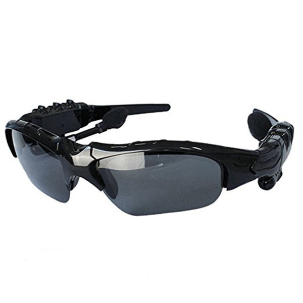 عینک آفتابی و هدفون بی سیم مدل FASHION PIONEER  