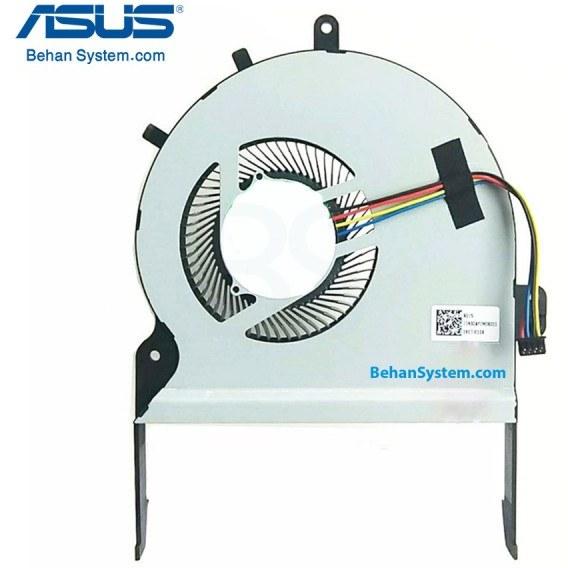 تصویر فن پردازنده لپ تاپ ASUS مدل N752 ا برند SUNON - چهار سیم برند SUNON - چهار سیم