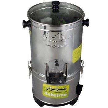 تصویر سبزی خردکن 4 کیلویی سبز ایران