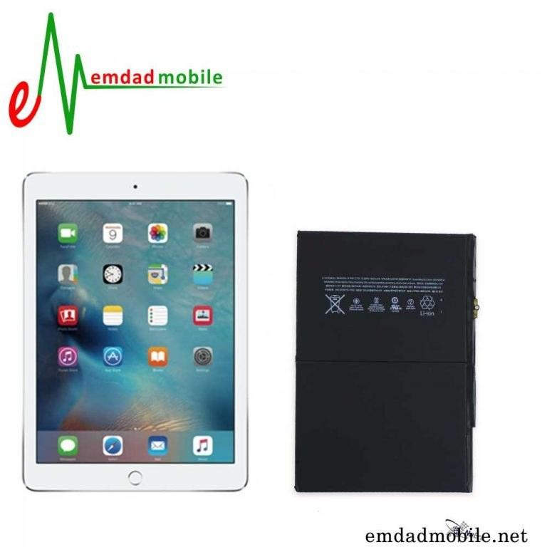 تصویر باتری اصلی آیپد آپل Apple iPad Air به همراه آموزش تعویض