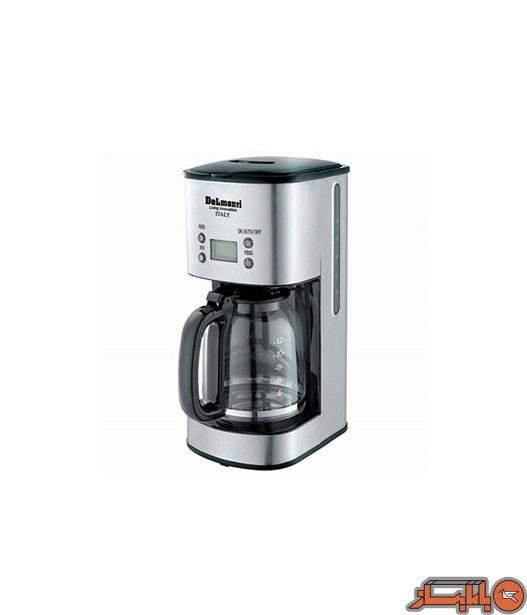 تصویر قهوه ساز دیجیتالی دلمونتی مدل DL 650 Digital coffee maker DL 650