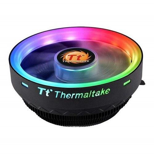 تصویر خنک کننده (فن) پردازنده ترمالتیک Thermaltake UX100 RGB Thermaltake UX100 RGB
