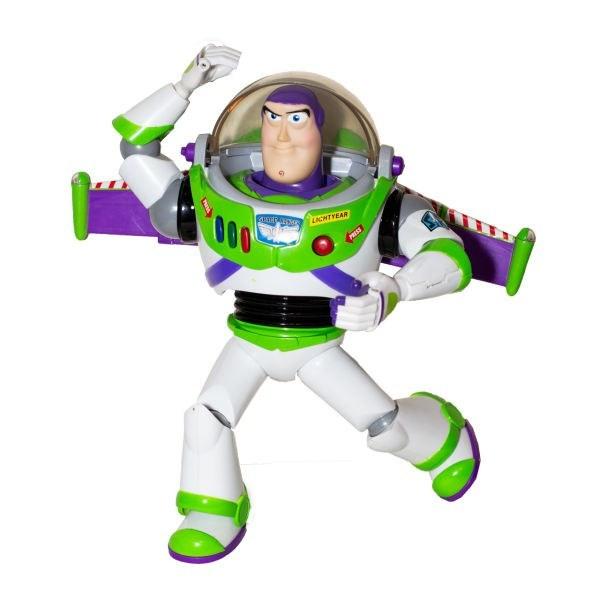 اکشن فیگور دیزنی مدل Buzz Lightyear ارتفاع 30 سانتی متر