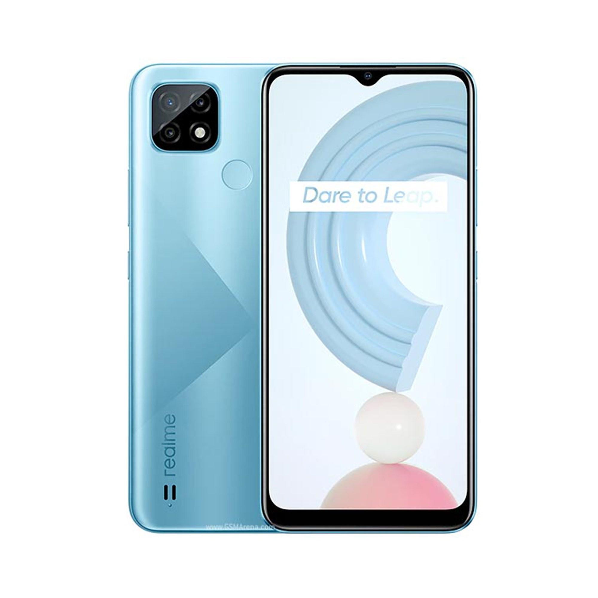 تصویر Realme C11 2021 RMX3231 32/2G – گوشی موبایل ریلمی مدل سی 11 دو سیم کارت ظرفیت 32/2 گیگابایت