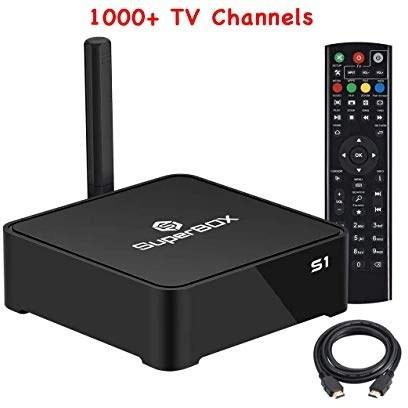 عکس Superbox s1 Android IPTV TV Box 1000 کانالهای CA ایالات متحده بدون حق الزحمه ورزشی تلویزیون ورزشی رایگان برای زندگی  superbox-s1-android-iptv-tv-box-1000-کانالهای-ca-ایالات-متحده-بدون-حق-الزحمه-ورزشی-تلویزیون-ورزشی-رایگان-برای-زندگی