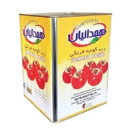 تصویر رب گوجه فرنگی همدانیان 17 کیلو گرمی