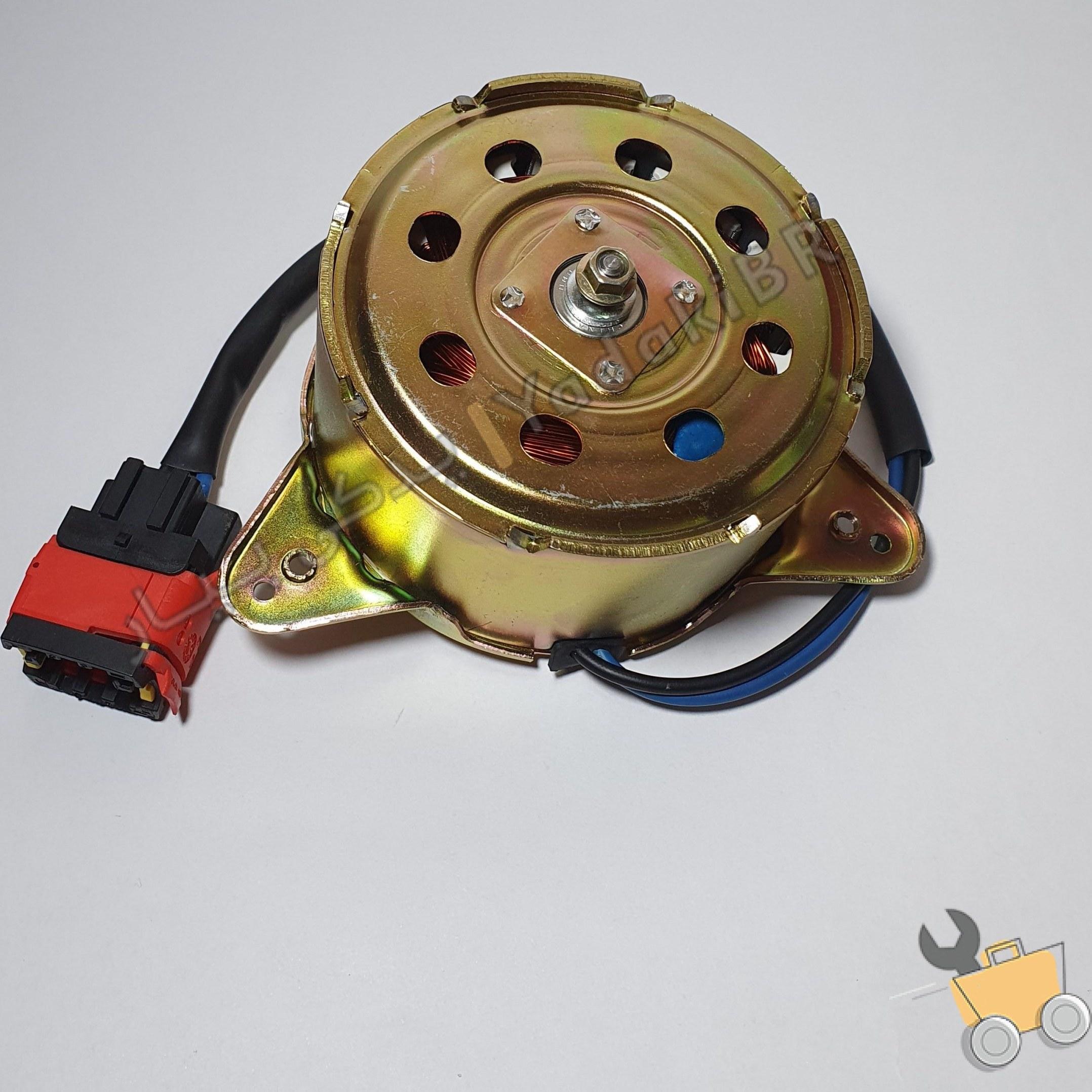 تصویر موتور فن پژو 206