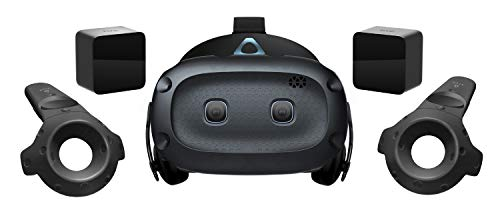 تصویر عینک واقعیت مجازی برند HTC