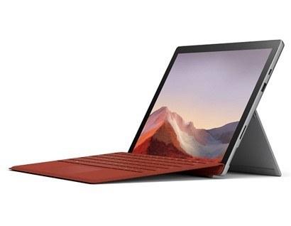 "تصویر تبلت مایکروسافت Surface Pro 7 - 12.3 ""Touch-Screen"