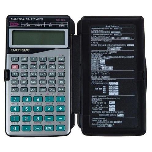 تصویر ماشین حساب CS-126 کاتیگا Catiga-CS-126-Calculator