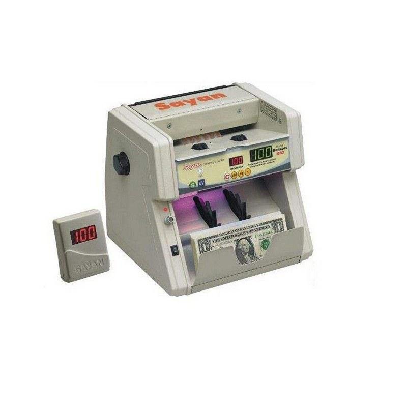 تصویر اسکناس شمار مدل BANKERS1 سایان Banknote number model BANKERS1 Sayan