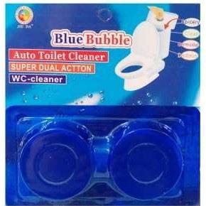 قرص جرم گیر توالت فرنگی Blue Bubble مدل 777بسته 2 عددی |