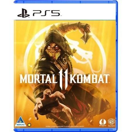 تصویر اکانت قانونی بازی  Mortal Kombat 11 برای ps5