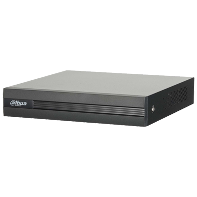 تصویر دستگاه داهوا XVR5104HS-4KL-X 4 Channel Penta-brid 4K Compact 1U Digital Video Recorder