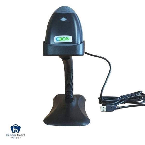 تصویر مشخصات، قیمت و خرید بارکد خوان سی بن مدل CB-H100D CB-H100D