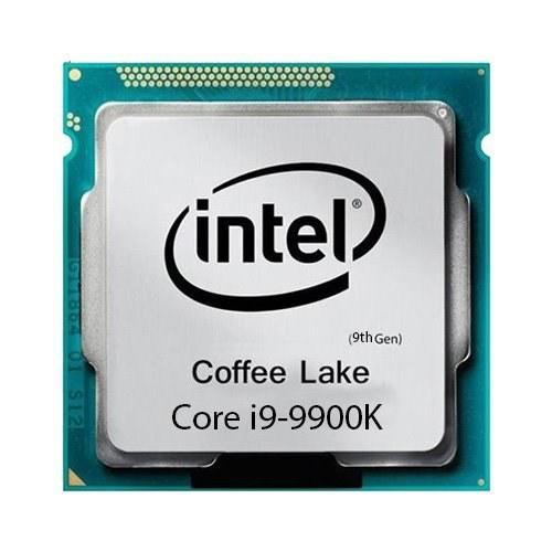 پردازنده اینتل کافی لیک  Core i9-9900K سوکت 1151