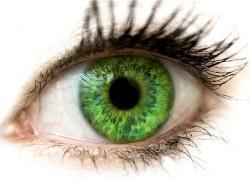 تصویر دانلود فایل سابلیمینال تغییر رنگ چشم به سبز | فاپول