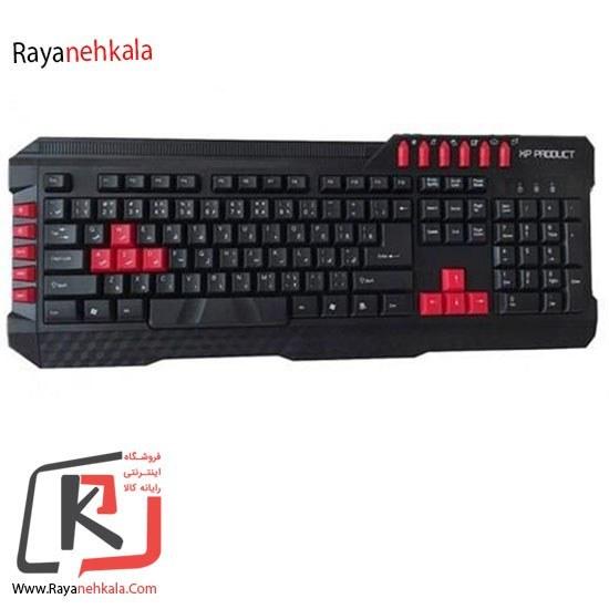 main images کیبورد گیمینگ ایکس پی پروداکت مدل XP-KB1800A keyboard XP product XP-KB2000A