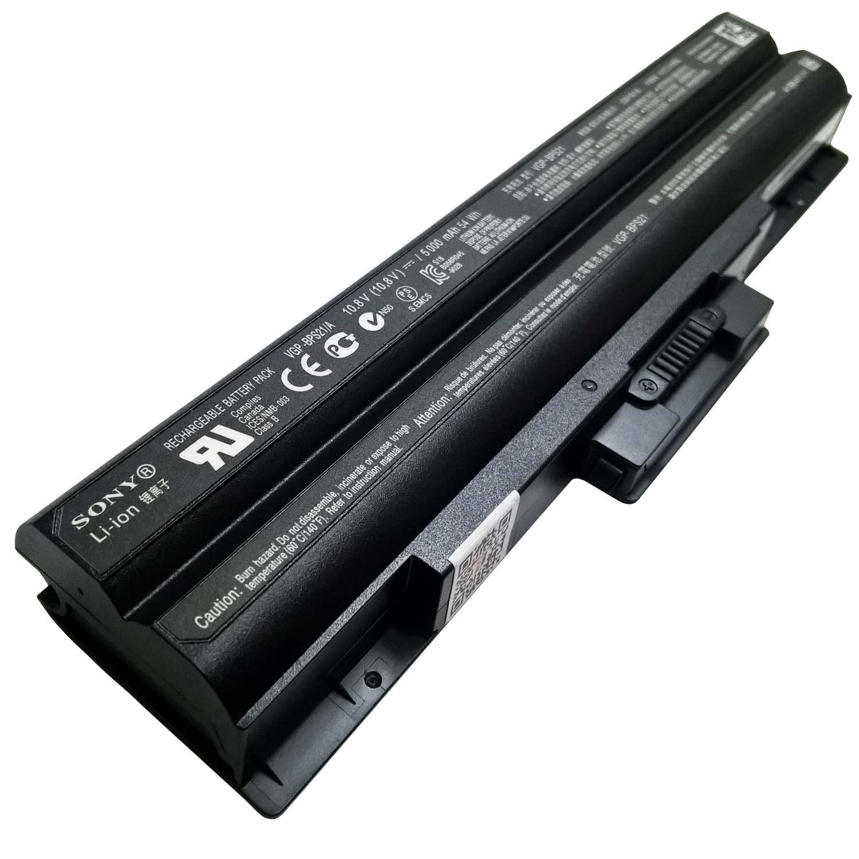 تصویر باتری اورجینال لپ تاپ سونی Sony VGP-BPS21