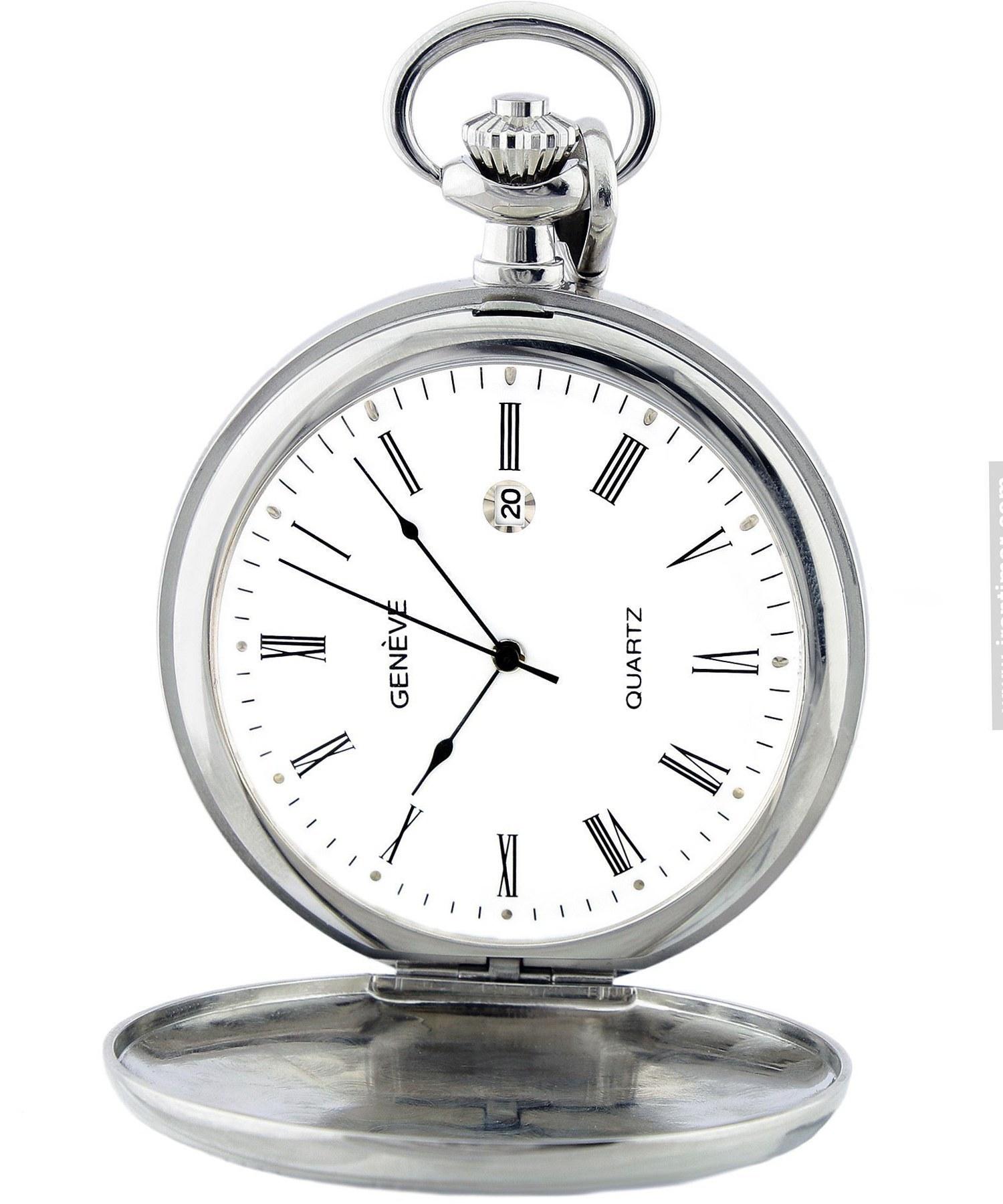 تصویر ساعت جیبی مردانه ژان ژاکت ، کد 1027-QS