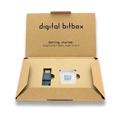 تصویر کیف پول سخت افزاری دیجیتالی Bitbox DBB1707 Cryptocurrency