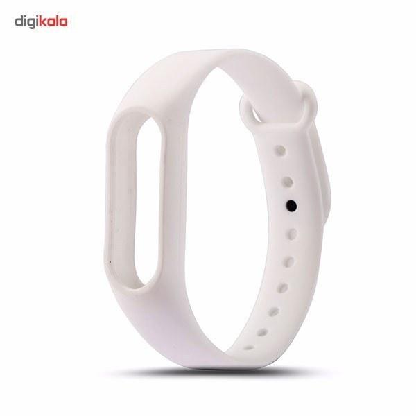 تصویر بند مچ بند هوشمند شیائومی مدل Mi Band 2 Silicone Xiaomi Mi Band 2 Silicone Wrist Strap