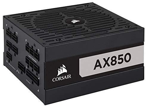 main images سری CORSAIR AX ، AX850 ، 850 وات ، 80 تیتانیوم C ...