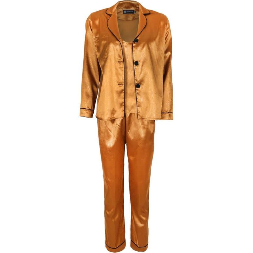تصویر لباس خواب زنانه ناوالس کد SS2020-PJM105-Lbw