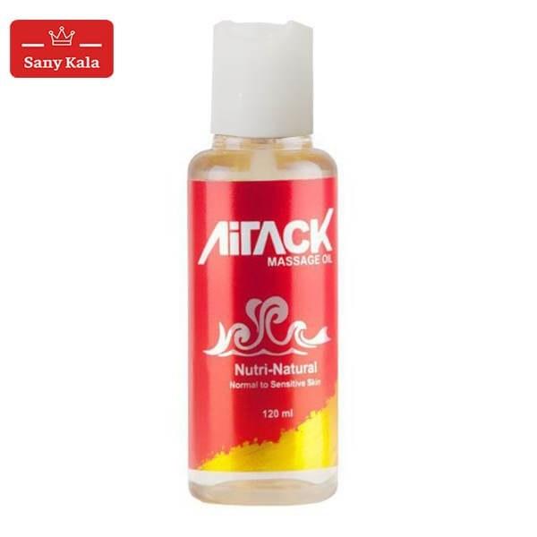 تصویر روغن ماساژ آیتک مدل Nutri-Naturals حجم 120 میلی لیتر Aitek massage oil, model Nutri-Naturals, volume 120 ml