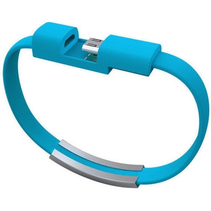 تصویر کابل میکرو USB کوتاه برای پاور بانک (OSCAR)