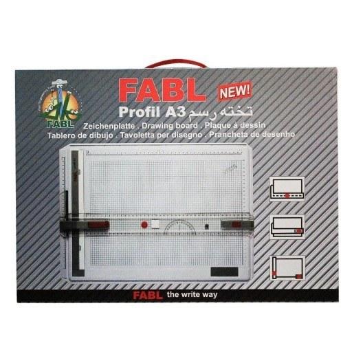 عکس تخته رسم فابل مدل Profil A3  تخته-رسم-فابل-مدل-profil-a3