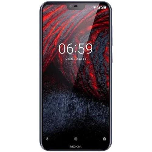عکس گوشی نوکیا 6.1 | ظرفیت 64 گیگابایت Nokia 6.1 | 64GB گوشی-نوکیا-61-ظرفیت-64-گیگابایت