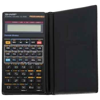 تصویر ماشین حساب شارپ مدل EL-5020 Sharp EL-5020 Calculator