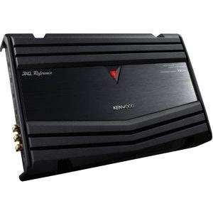 تصویر آمپلی فایر ۷۲۰ وات خودرو کنوود مدل KAC-HQR۸۴۰۰ چهار کاناله Kenwood KAC-HQR8400 4-Channel 720W Car Amplifier