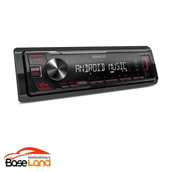 main images پخش خودرو کنوود مدل KMM-105 Kenwood KMM-105 Car Audio