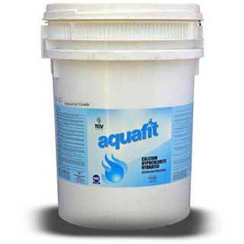 تصویر کلر پودری Aqua fit هندی جهت تصفیه آب استخر