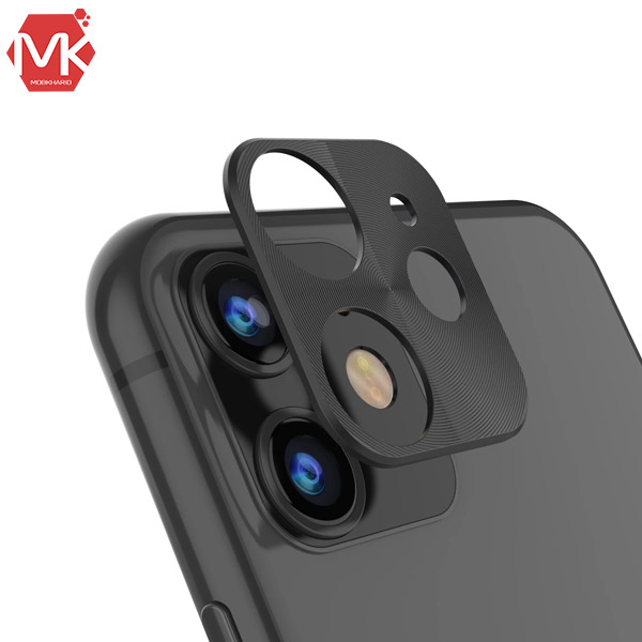 تصویر محافظ فلزی لنز دوربین آیفون Alloy Lens Cap   iphone 11
