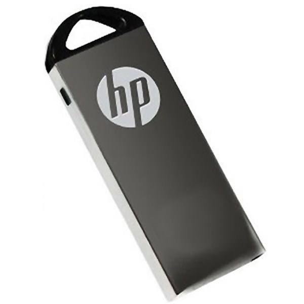 تصویر فلش مموری USB 2.0 اچ پی مدل v220w طراحی جدید ظرفیت 8 گیگابایت