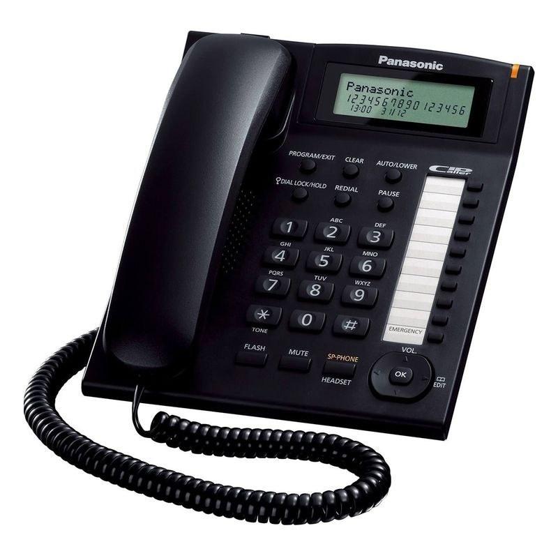 تصویر تلفن رومیزی پاناسونیک KX-TS880MX