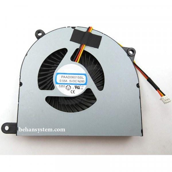 main images فن پردازنده لپ تاپ MSI مدل FX700 CPU Cooling Fan MSI FX700