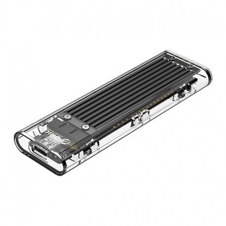 تصویر ORICO TCM2-C3 NVMe M.2 SSD Enclosure - BLACK