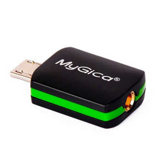 تصویر گیرنده دیجیتال موبایل مدل MyGica-PT115 ا Mygica microUSB DVB-T Pad TV PT-115 Mygica microUSB DVB-T Pad TV PT-115