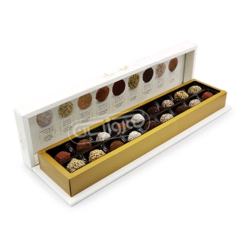 شکلات ترافل مرداس |