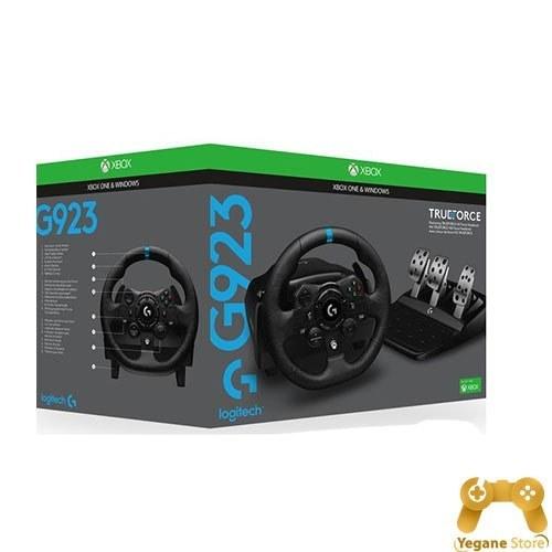 تصویر Logitech G923 Trueforce Racing Wheel ForXbox