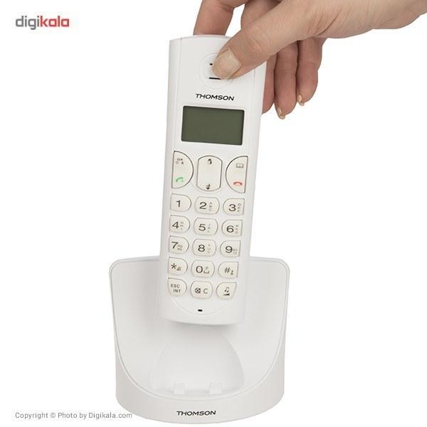 img تلفن بی سیم تامسون مدل Amber Thomson Amber TH-103 Wireless Phone
