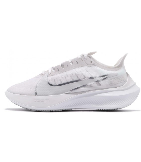 کتانی رانینگ زنانه نایک Nike Zoom Gravity Grey Silver White