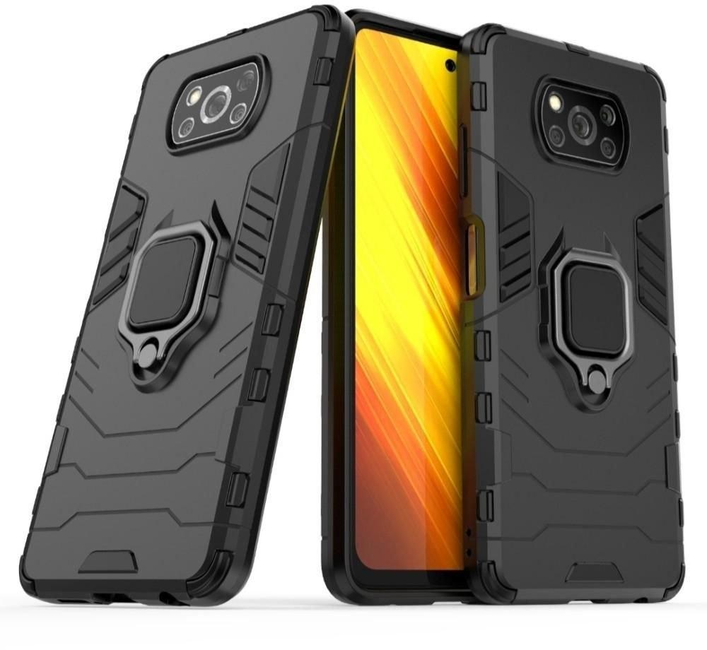 تصویر قاب ضد ضربه گوشی شیائومی Xiaomi Poco X3 طرح بتمن Batman Defender Cover Case for Xiaomi Poco X3
