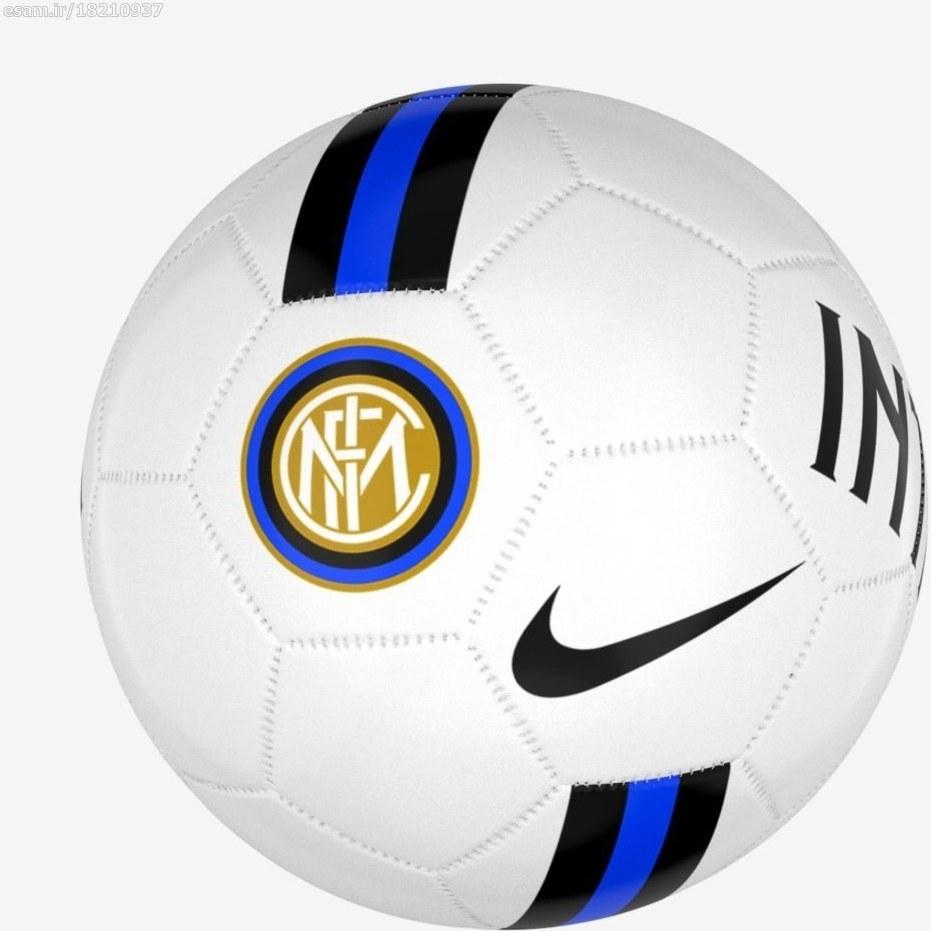 توپ فوتبال اینتر میلان